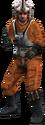X-Wing Rebel Pilot