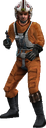 X-Wing Rebel Pilot