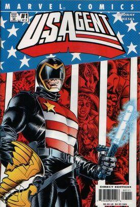 US Agent New 52