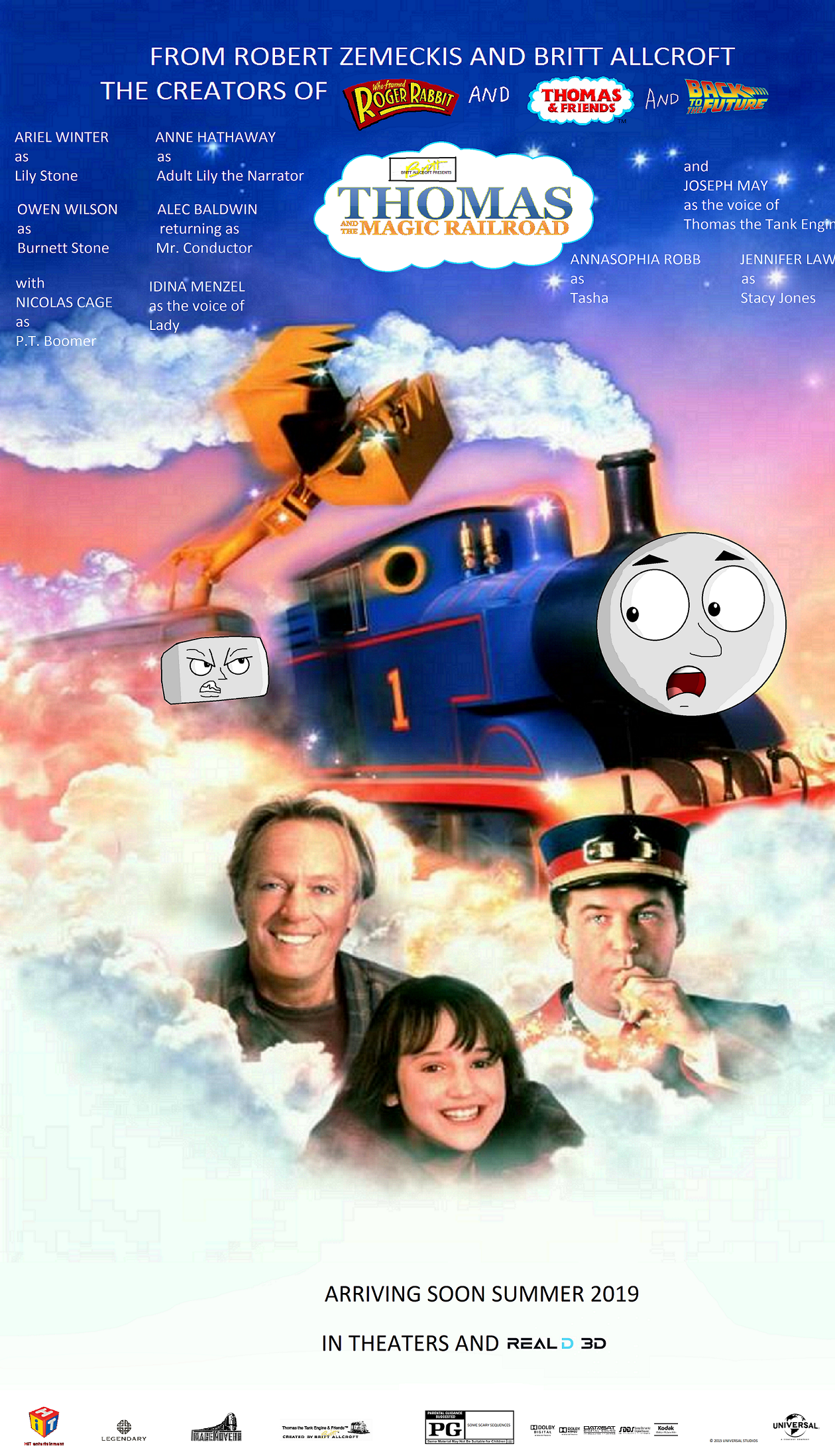 New thomas and friends dvds 2019