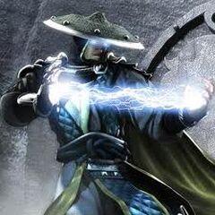 Seido God Of Thunder Raiden