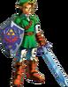 305px-Link Artwork 1 (Ocarina of Time)