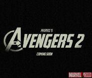 The Avengers 2 Logo