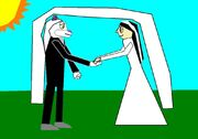 Marco and Suki s wedding by thieviusracoonus