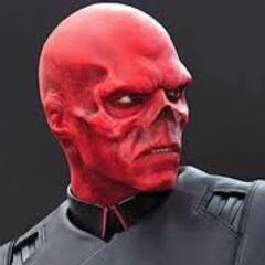 Nazi Tyrant Red Skull