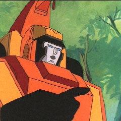 Autobot Wrecker Assault Sandstorm