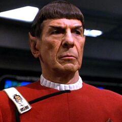 Autobot Vulcan Star Master Spock