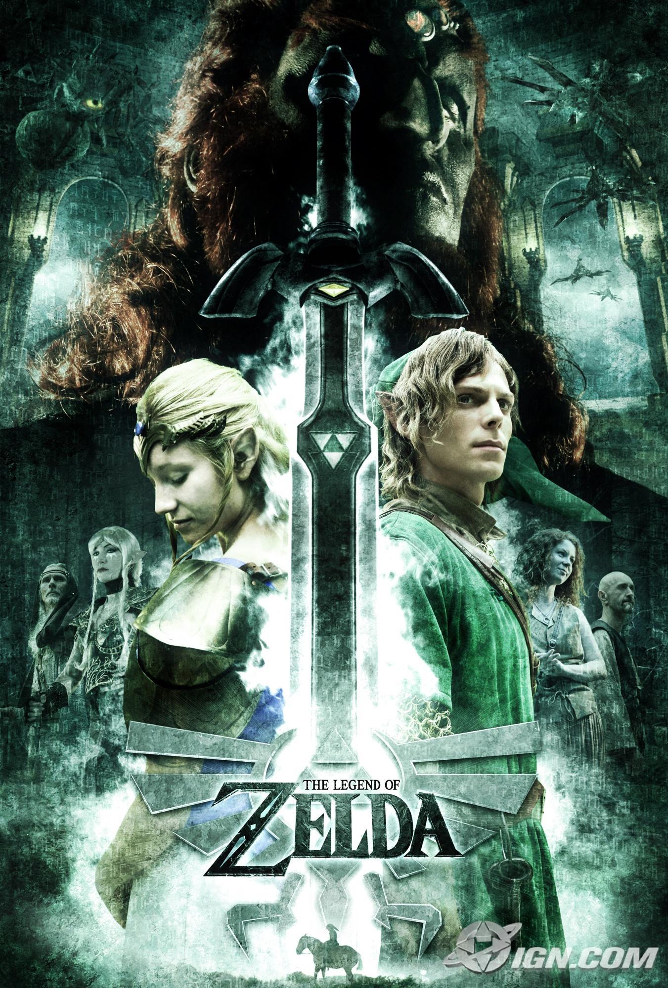 The Legend of Zelda (film) | Idea Wiki | FANDOM powered by Wikia