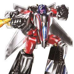 Decepticon Pilot Shooter X-Gunner