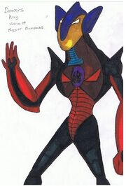 Deoxys King