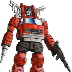 Autobot Wrecker Search and Rescue Inferno