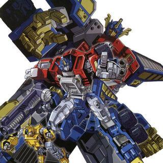 Autobot Commander Optimus Prime