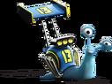 Roger Rabbit's Road Racing Challenge