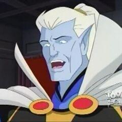 Oberon the Vampire
