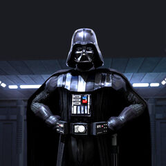 Evil God Sith Lord Darth Vader