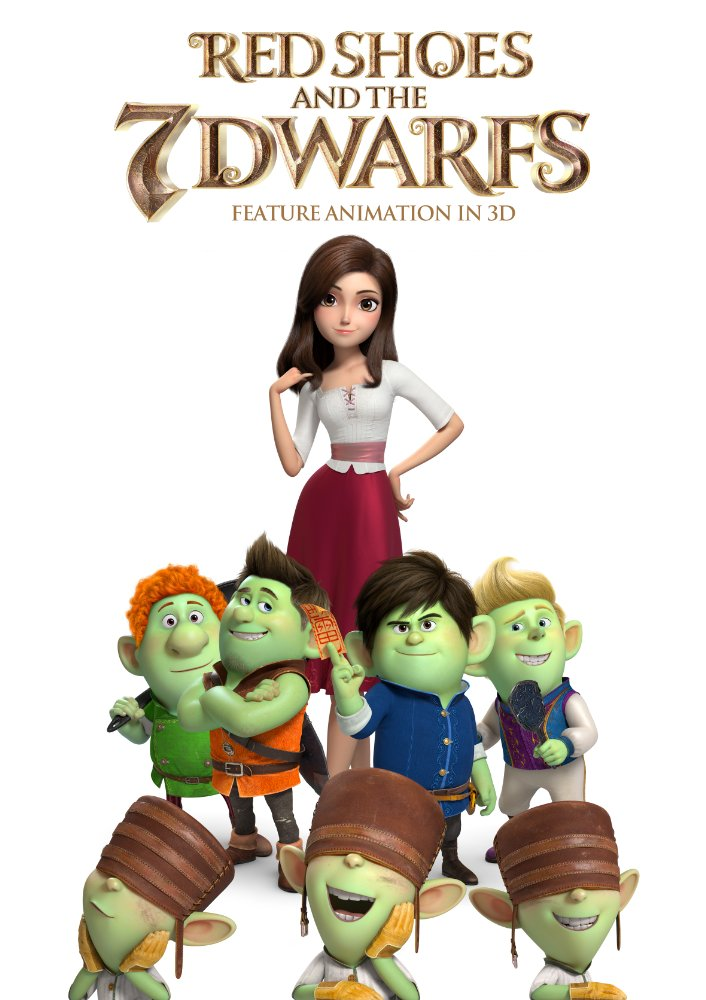 Red Shoes And The Seven Dwarfs Wiki