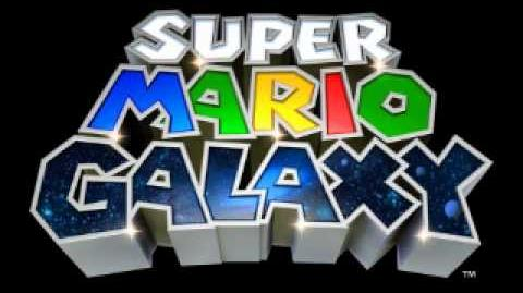 Super Mario Galaxy music Red Comet (Extended)