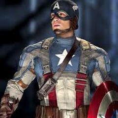 5-Star General Super Soldier Captain America