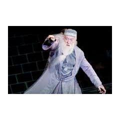 Albus Dumbledore (Center)