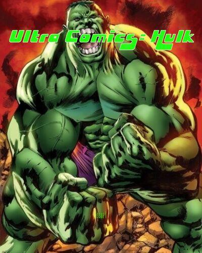 Ultra Comics Hulk