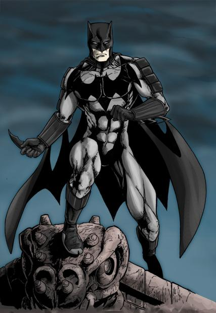 Batman DC The Future Idea Wiki FANDOM Powered By Wikia