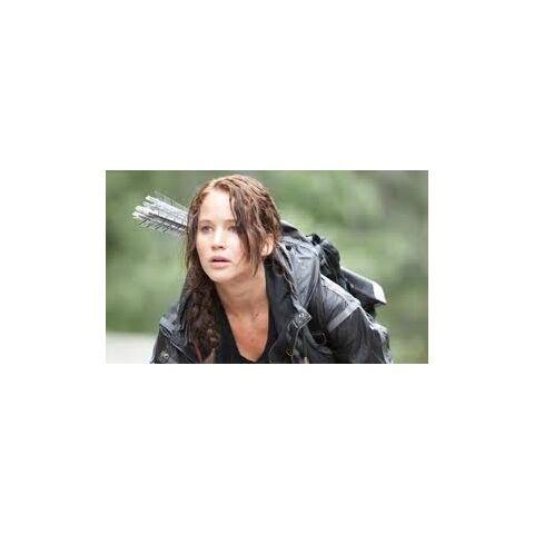 Katniss Everdeen (Center)