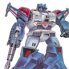 Autobot Topshooter
