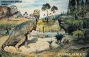 Corythosaurus casuarius - Cretaceous dinosaur