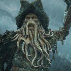 Sea Captain Davy Jones