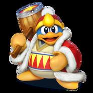 King Dedede Smash