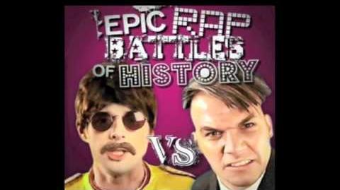 Epic Rap Battles of History 1 John Lennon VS