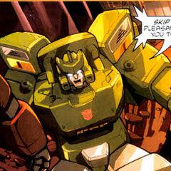 Autobot Wrecker Warrior Springer