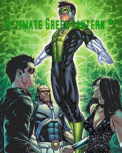 Ultimate Green Lantern
