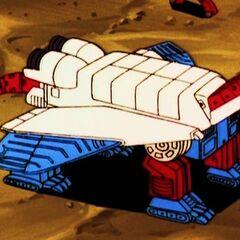 Autobot Lieutenant Commander Sky Lynx