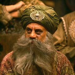 Pirate Captain Sri Sumbhajee