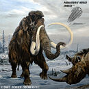 Wooly Mammoth - prehistoric animals - Pleistocene
