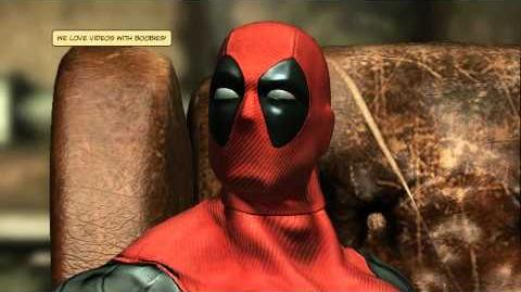 Deadpool Video Game Trailer 1