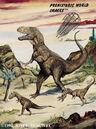 Tyrannosaurus rex - T-rex - dinosaur information