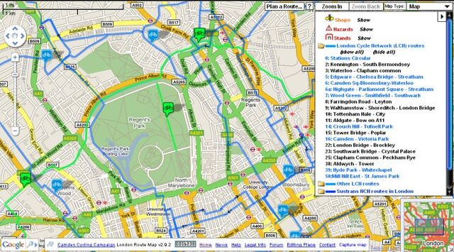File:Camden Cycling Campaign maps.jpg