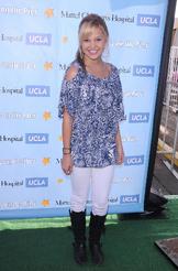 Olivia Wearing Black Boots
