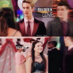 Logan Falls In Love With Jasmine