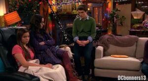 Jasmine, Delia, and Garrett