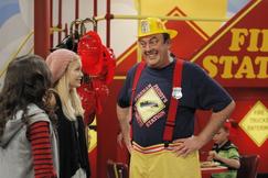 Fireman Freddy's Spaghetti 2
