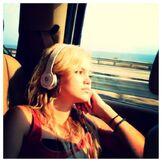 Olivia Wearing Beats