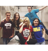 Olivia, piper, austin, peyton and sarah