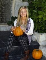 Olivia holt 2012 halloween photoshoot 9