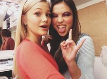 Liv and Piper