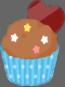 File:Icon - Cupcake - blue.png