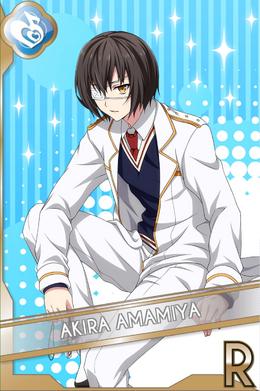 Akira Amamiya R