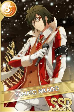 Yamato Nikaido (Christmas)